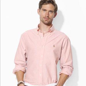 Ralph Lauren Classic Fit Button Down Shirt -XXL